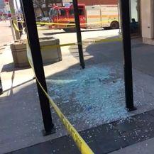 Bijeli kombi pregazio pješake u Torontu (Foto: Reuters)