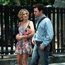 Carrie Bradshaw (Sarah Jessica Parker) i Jack Berger (Ron Livingston)