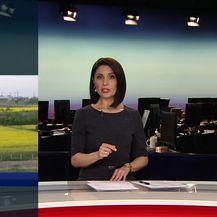 Anita Martinović uživo iz Osijeka (Video: Dnevnik Nove TV)