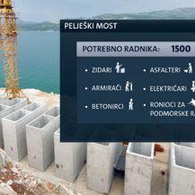 Pelješki most - prilika i za domaće tvrtke (Foto: Dnevnik.hr) - 2
