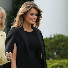 Melania Trump i Brigitte Macron - 2