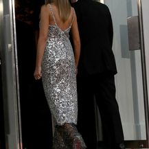 Melania Trump i Brigitte Macron - 3