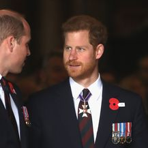 Princ Harry, princ William (Foto: Getty Images)