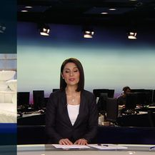 Ivana Pezo Moskaljov i Zdravko Matijašić uživo o stanju klesarstva na Braču (Video: Dnevnik Nove TV)