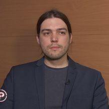 Ivan Vilibor Sinčić, predsjednik Živog zida (Foto: Dnevnik.hr)