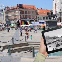 Time Travel Zagreb aplikacija