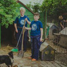 Udruga Pobjede iz Osijeka svake godine organizira proslavu Praznika rada u azilu za pse - 2