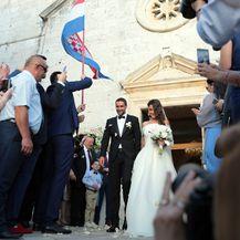 Vjenčanje Marina Čilića i Kristine Milković (Foto: Grgo Jelavic/PIXSELL) - 2
