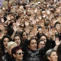 Prosvjed u Pamploni (Foto: AFP) - 3