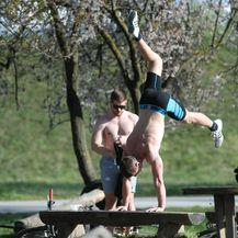 Lijep i sunčan vikend mnogi su iskoristili za rekreaciju