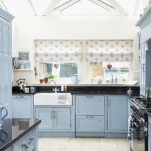 Ideje za uređenje kuhinje u plavoj boji