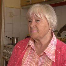 Umirovljenica Ana Đurić (Foto: Dnevnik.hr)