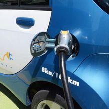Punionica električnih automobila (Foto: Nikola Cutuk/PIXSELL)