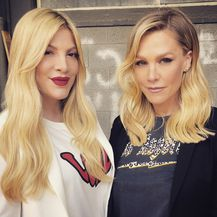 Jennie Garth i Tori Spelling (Foto: Instagram)