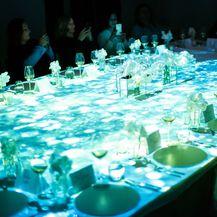 Na ekskluzivnoj i prvi put predstavljenoj 3D mapping večeri u restoranu Dubravkin put, Vichy je predstavio četiri linije svojih proizvoda - 1