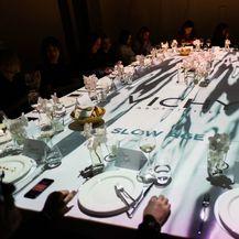 Na ekskluzivnoj i prvi put predstavljenoj 3D mapping večeri u restoranu Dubravkin put, Vichy je predstavio četiri linije svojih proizvoda - 8