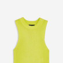 Majice u neonski zelenoj boji iz trgovina 2019. - 10