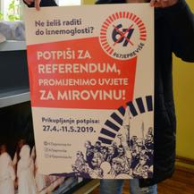 Referendum 67 je previše (Foto: Ivica Galovic/PIXSELL)
