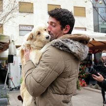 Slavko Sobin, zvijezda showa 'Ples sa zvijezdama', udomio je dvije kujice, Bubu i Maru