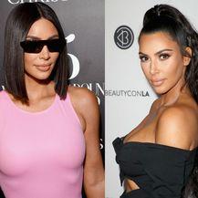 Slavne žene s ekstenzijama za kosu i bez njih - 2