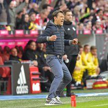 Niko Kovač slavi gol (Foto: AFP)