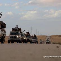 Libija (Foto: AFP)