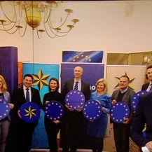 Pametno i Unija Kvarnera zajedno izlaze na izbore za Europski parlament (Video: Vijesti u 17h)