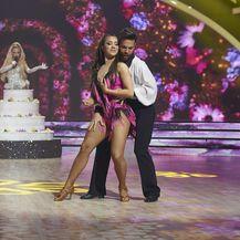 Ples sa zvijezdama, Marko Grubnić i Ela Vuković (Foto: Nova TV)