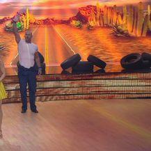 Ples sa zvijezdama: Davor Garić i Valentina Walme (Foto: Dnevnik.hr) - 1