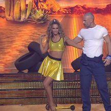Ples sa zvijezdama: Davor Garić i Valentina Walme (Foto: Dnevnik.hr) - 4
