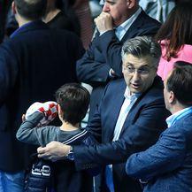 Andrej Plenković (FOTO: Slavko Midzor/PIXSELL)