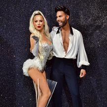 Maja Šuput i Marko Grubnić (Foto: Instagram)