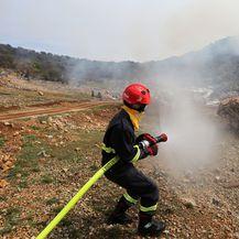 Međunarodna vatrogasna vježba EU Modex Cres 2019 održana na otoku Cresu (Foto: Goran Kovacic/PIXSELL)