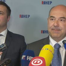 Predsjednik Uprave HEP-a Frane Barbarić (Foto: Dnevnik.hr)