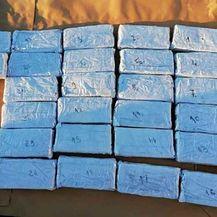 Pronađena droga (Foto: Carinska uprava Srbije) - 2