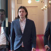 Posljednji dan za predaju lista za EU parlament (Video: Vijesti u 14 h)