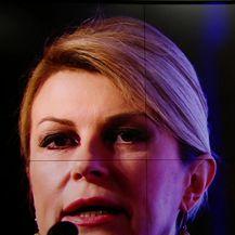 Hrvatska predsjednica oglasila se o optužbama koje stižu iz Slovenije (Video: Vijesti u 17h)