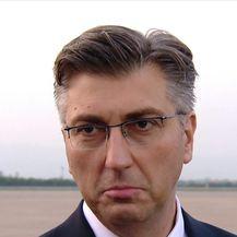 Premijer Andrej Plenković o optužbama iz Slovenije (Video: Dnevnik Nove TV)