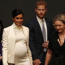 Svijet očekuje porod Meghan Markle (Foto: AFP)