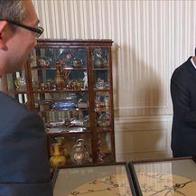 Premijer Plenković kineskom kolegi darovao bicikl (Video: Vijesti u 17h)