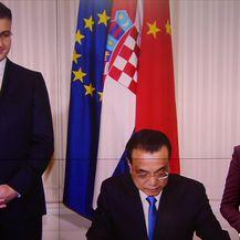 Potpisano šest memoranduma i sporazuma (Video: Dnevnik Nove TV)
