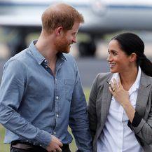 Harry i Meghan postali su roditelji po prvi put