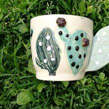 Brend Total Art iz Istre izrađuje unikatnu keramiku, a najveći hit su kaktus šalice - 4