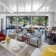Vila u kojoj su živjeli Jennifer Aniston i Brad Pitt prodaje se za 56 milijuna dolara - 5