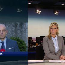 Predsjednik HGK Luka Burilović o hrvatsko-kineskoj suradnji (Video: Dnevnik Nove TV)