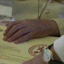 Pismo Benedikta XVI. (Video: Dnevnik Nove TV)