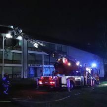 Požar u Velikoj Gorici (Foto: Goran Stanzl/PIXSELL)