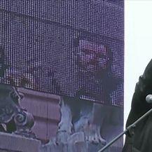 Veliki prosvjed u Beogradu (Video: Dnevnik Nove TV)