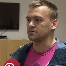 Član udruge maldih Strug Marijanci David Korov (Foto: Dnevnik.hr)