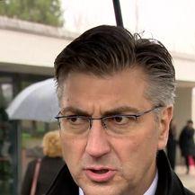 Premijer Andrej Plenković o novoj aferi Milijana Brkića (Video: Dnevnik.hr)